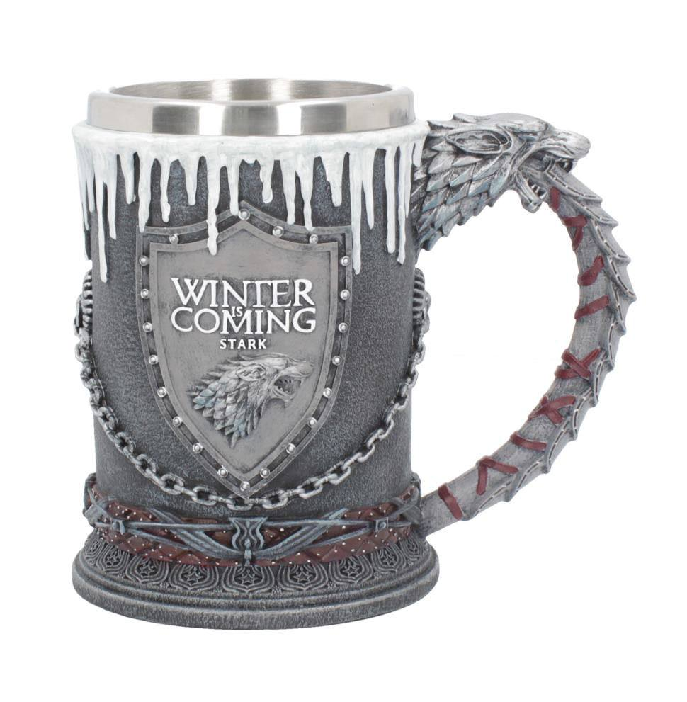 Game of Thrones Tankard Stark