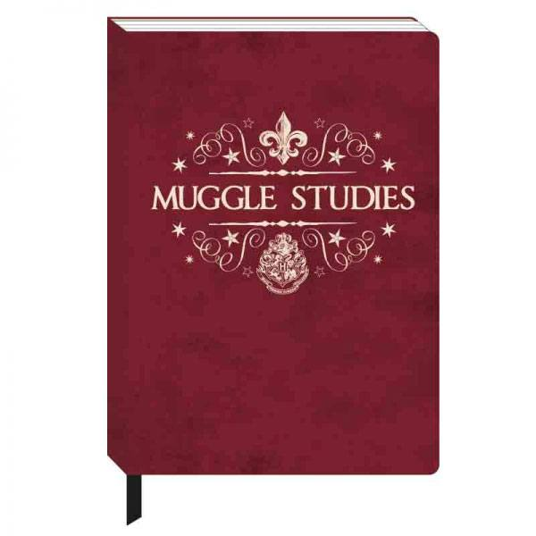 Harry Potter A5 Notebook Muggle Studies