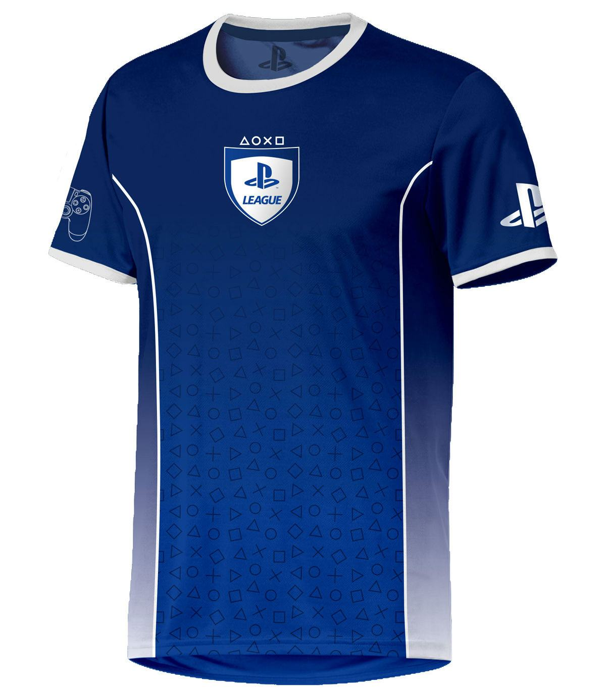 PlayStation eSport Gear Functional T-Shirt Symbol Fade Size M