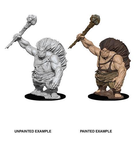 D&D Nolzur's Marvelous Miniatures Unpainted Miniature Hill Giant Case (6)