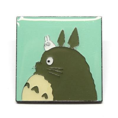 My Neighbor Totoro Pin Badge Big & Small Totoro