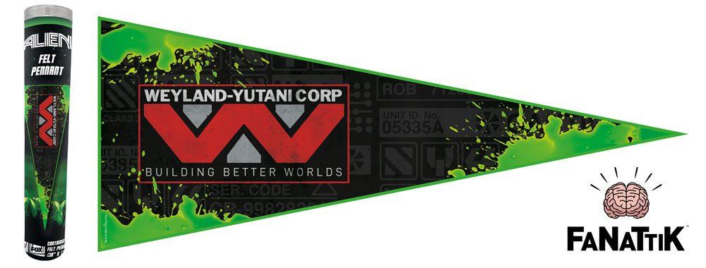 Alien Pennant Weyland-Yutani Corp
