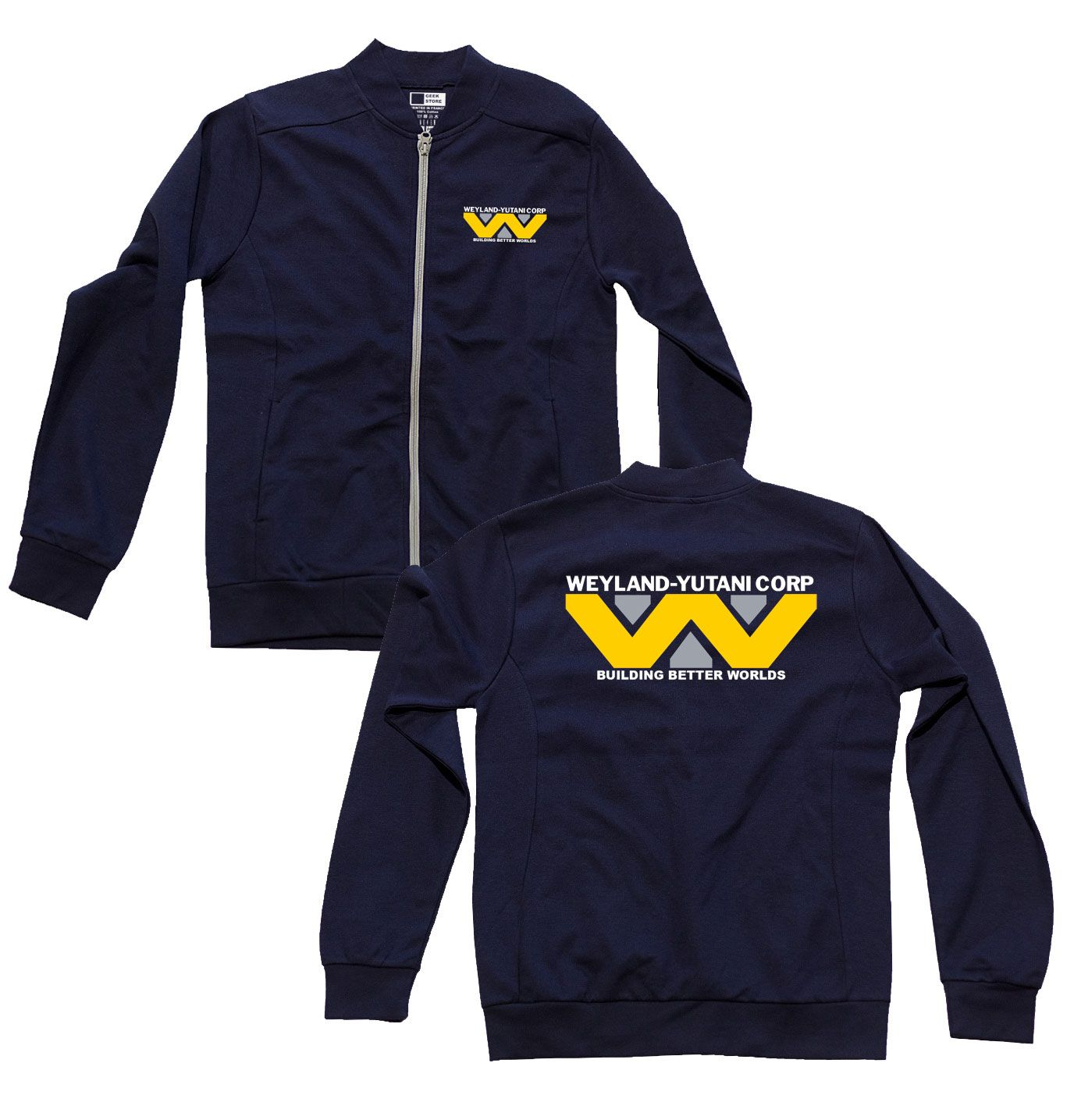 Alien Jacket Weyland Corp Size XXL