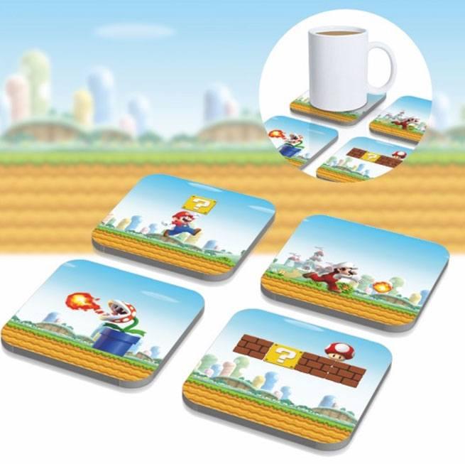Nintendo Super Mario 3D Coasters