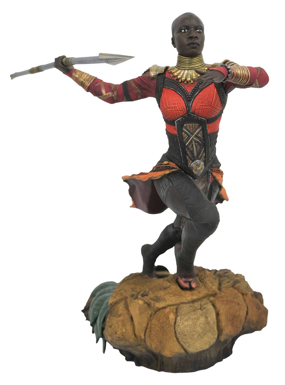 Black Panther Marvel Movie Gallery PVC Statue Okoye 23 cm