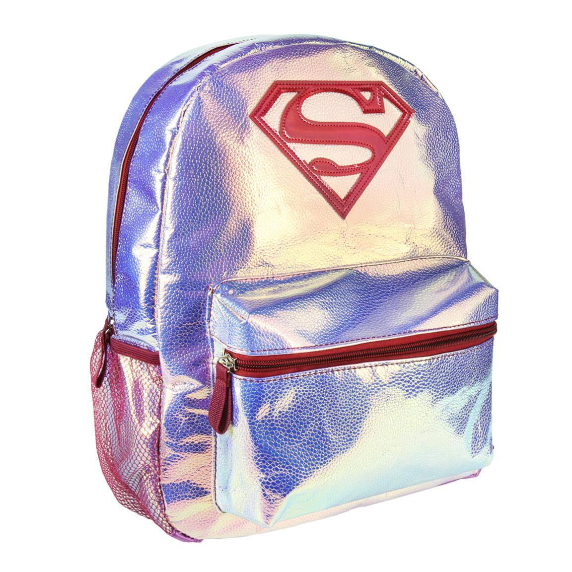 DC Comics Casual Fashion Backpack Superman 28 x 36 x 10 cm
