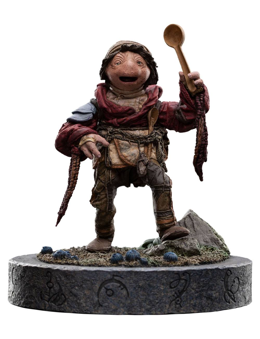 The Dark Crystal: Age of Resistance Statue 1/6 Hup The Podling 14 cm