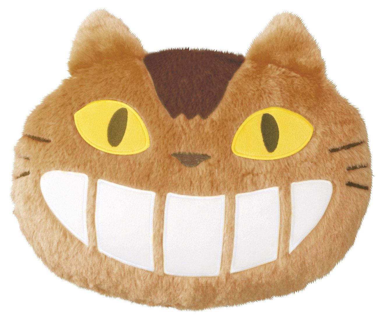 My Neighbor Totoro Plush Cushion Catbus 24 x 35 cm