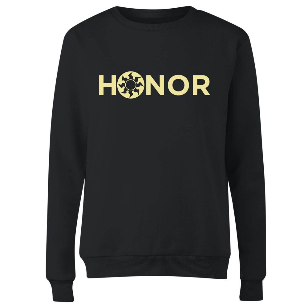 Magic the Gathering Ladies Sweatshirt Honor Size M