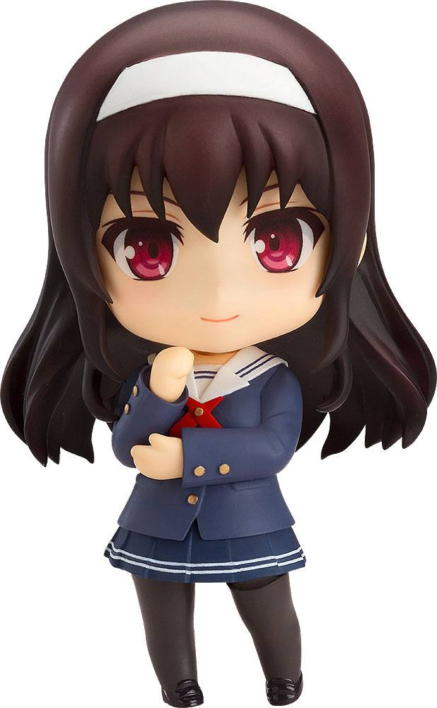 Saekano How to Raise a Boring Girlfriend Nendoroid Action Figure Utaha Kasumigaoka 10 cm