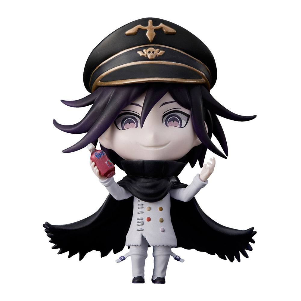 Danganronpa V3 Killing Harmony Deformed PVC Figure Kokichi Oma 11 cm