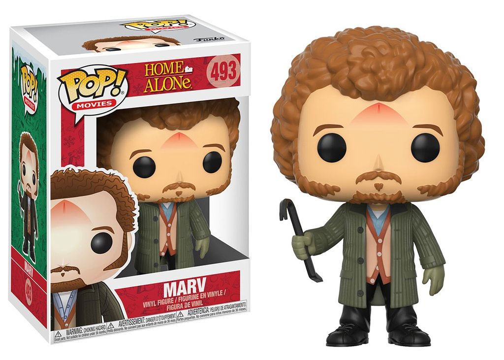 Home Alone POP! Movies Vinyl Figure Marv 9 cm