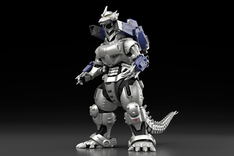 Godzilla against MechaGodzilla Plastic Model Kit MechaGodzilla KIRYU 24 cm