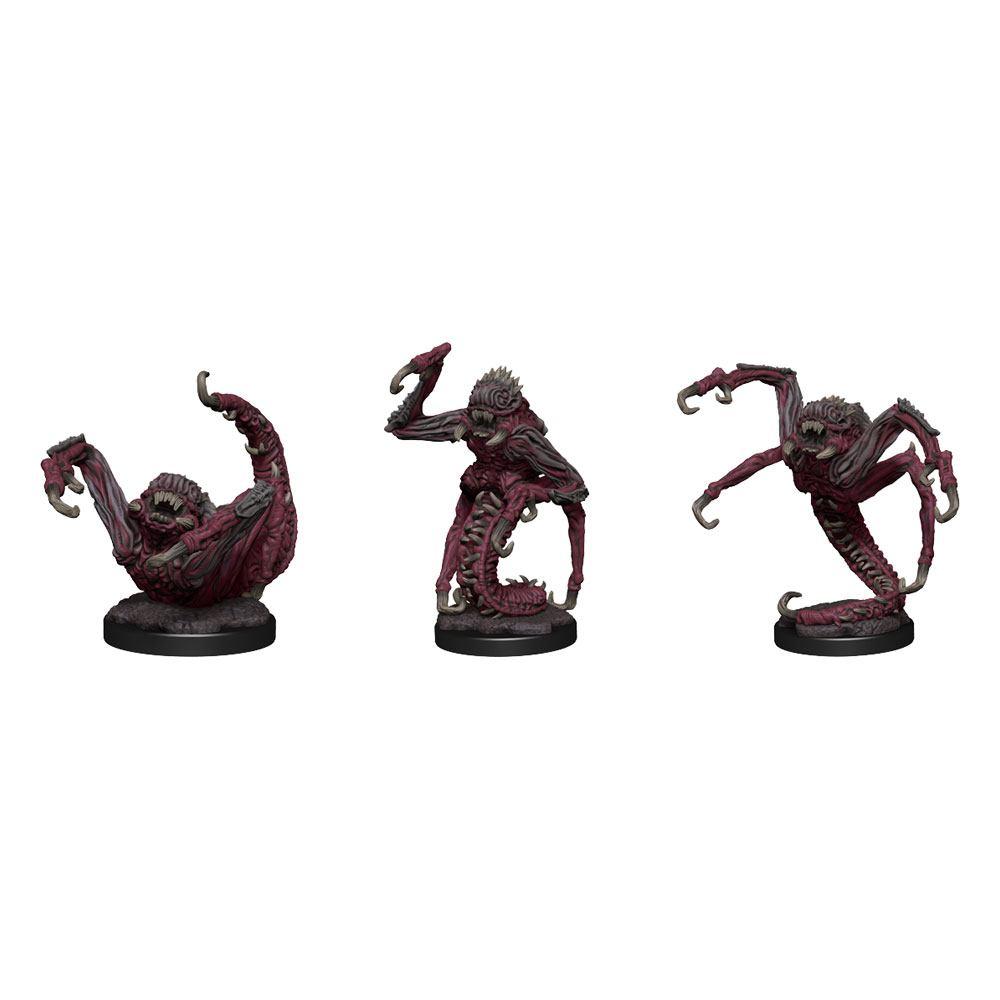 Critical Role Unpainted Miniatures Core Spawn Crawlers Case (2)