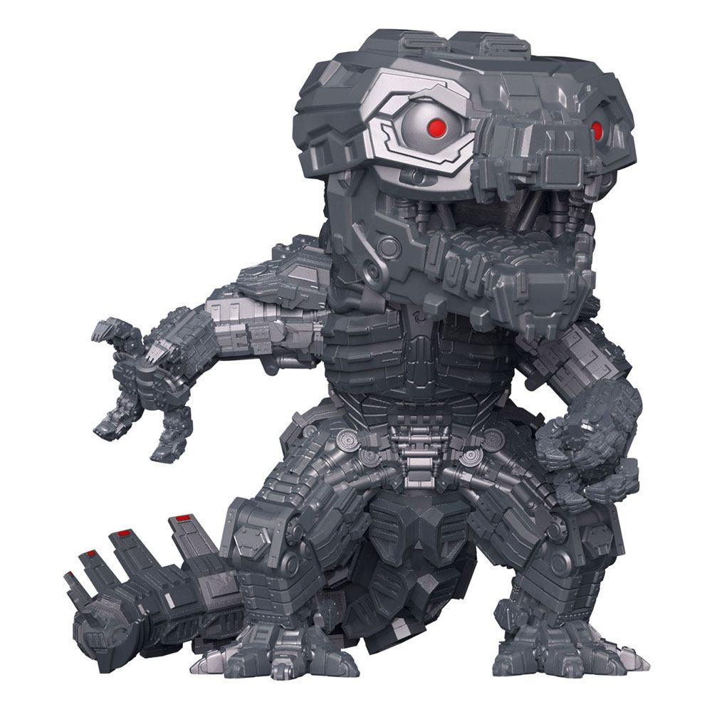 Godzilla Vs Kong POP! Movies Vinyl Figure Mechagodzilla (Metallic) 9 cm