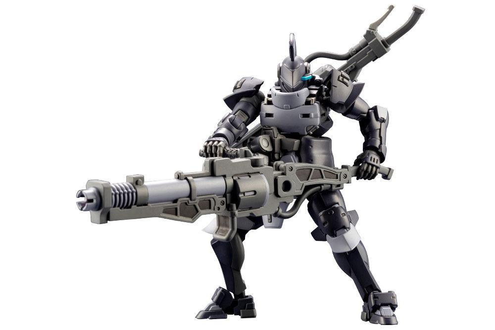 Hexa Gear Plastic Model Kit 1/24 Governor Armor Type Knight Nero 8 cm