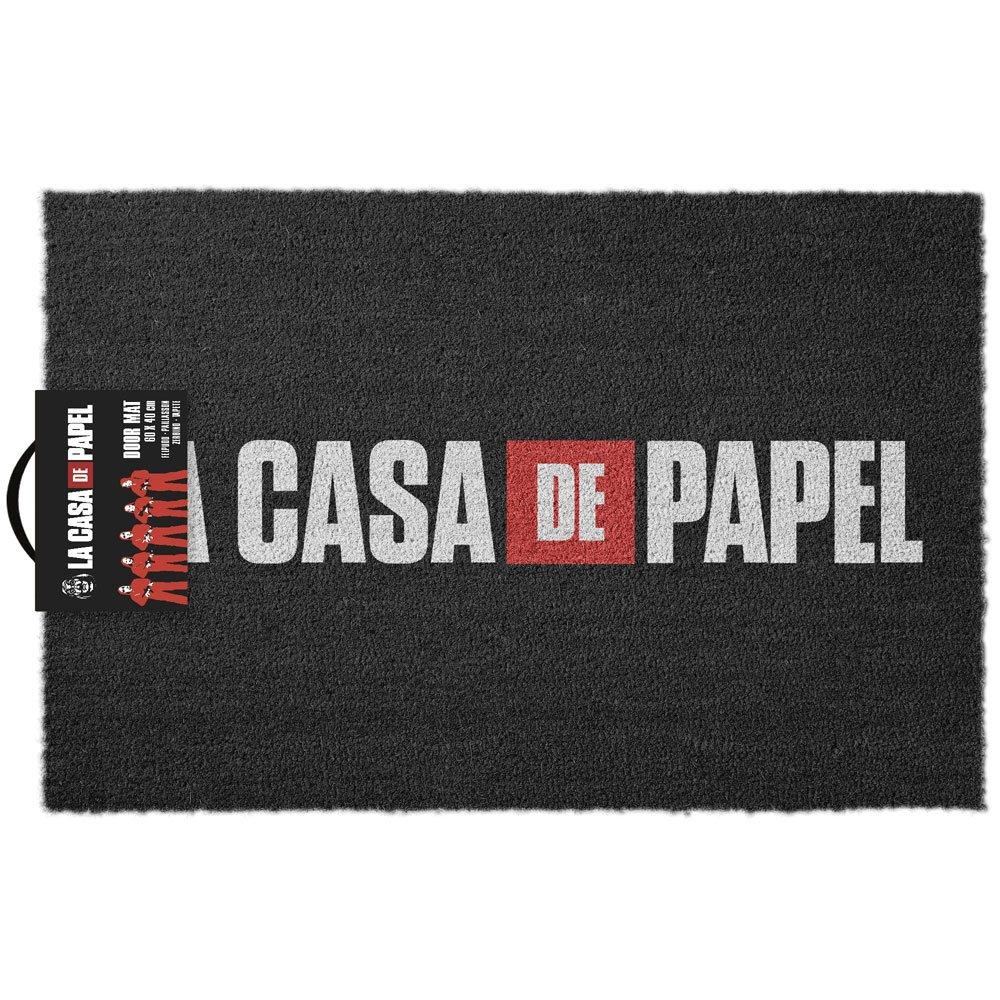 Money Heist Doormat Logo 40 x 60 cm