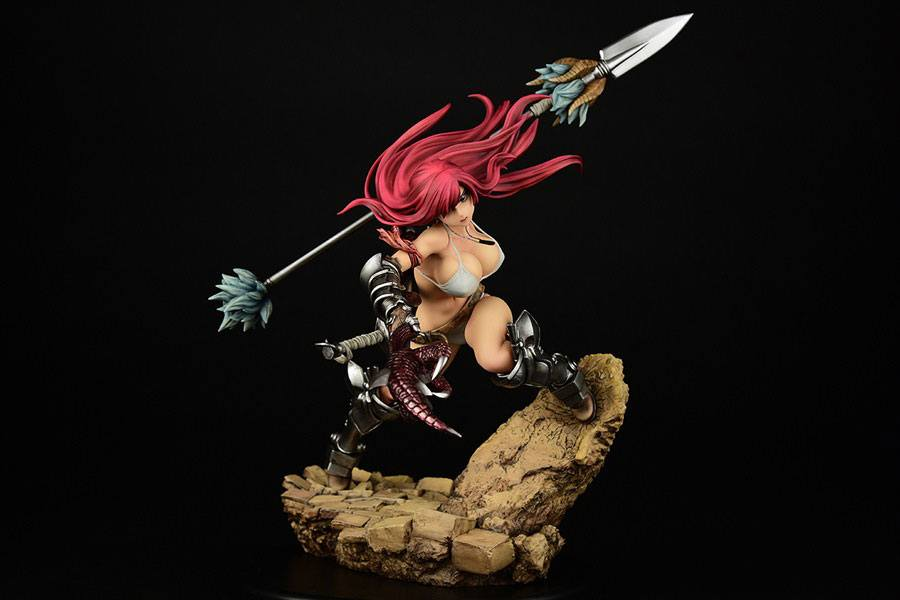 Fairy Tail Statue 1/6 Erza Scarlet the Knight Ver. 32 cm