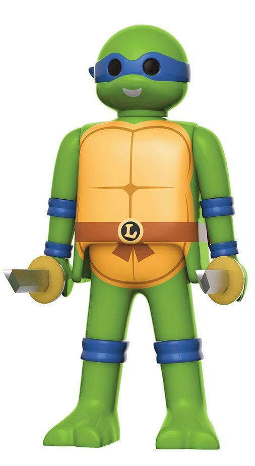 Teenage Mutant Ninja Turtles Funko x Playmobil Vinyl Figure Leonardo 15 cm