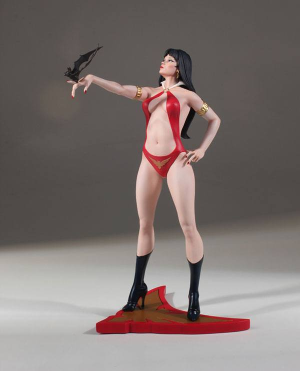 Women of Dynamite Statue 1/6 Vampirella by Jose Gonzalez 30 cm