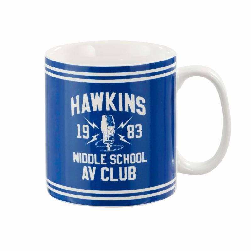Stranger Things Mug Hawkins AV Club