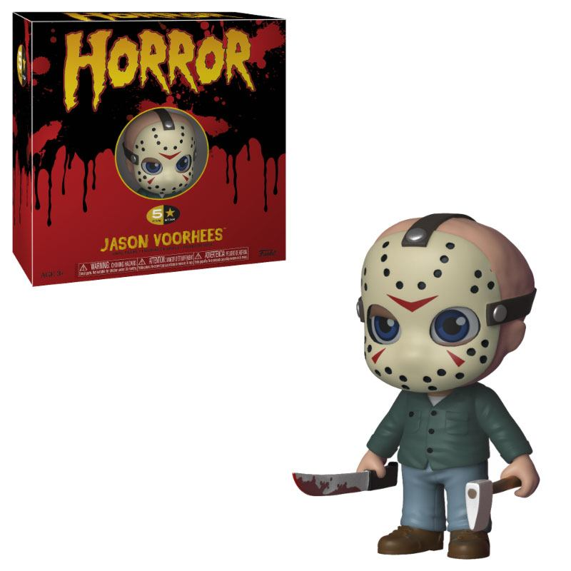 Horror 5-Star Vinyl Figure Jason Voorhees 9 cm