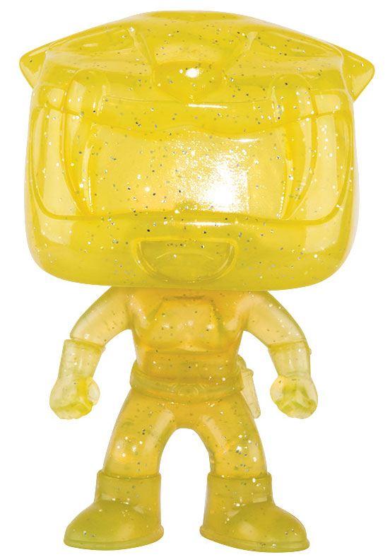 Power Rangers POP! Television Vinyl Figure Yellow Ranger (Morphing) 9 cm