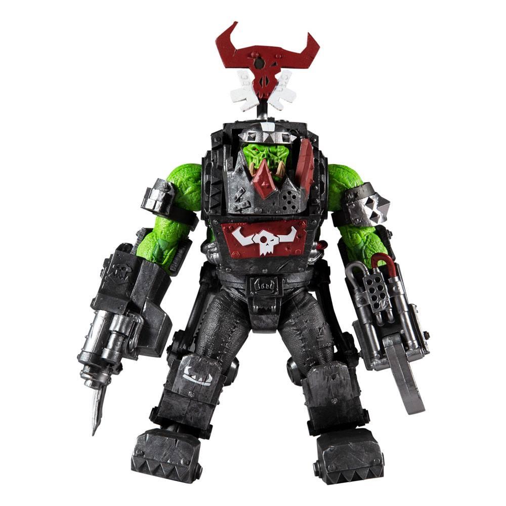 Warhammer 40k Action Figure Ork Meganob with Shoota 30 cm