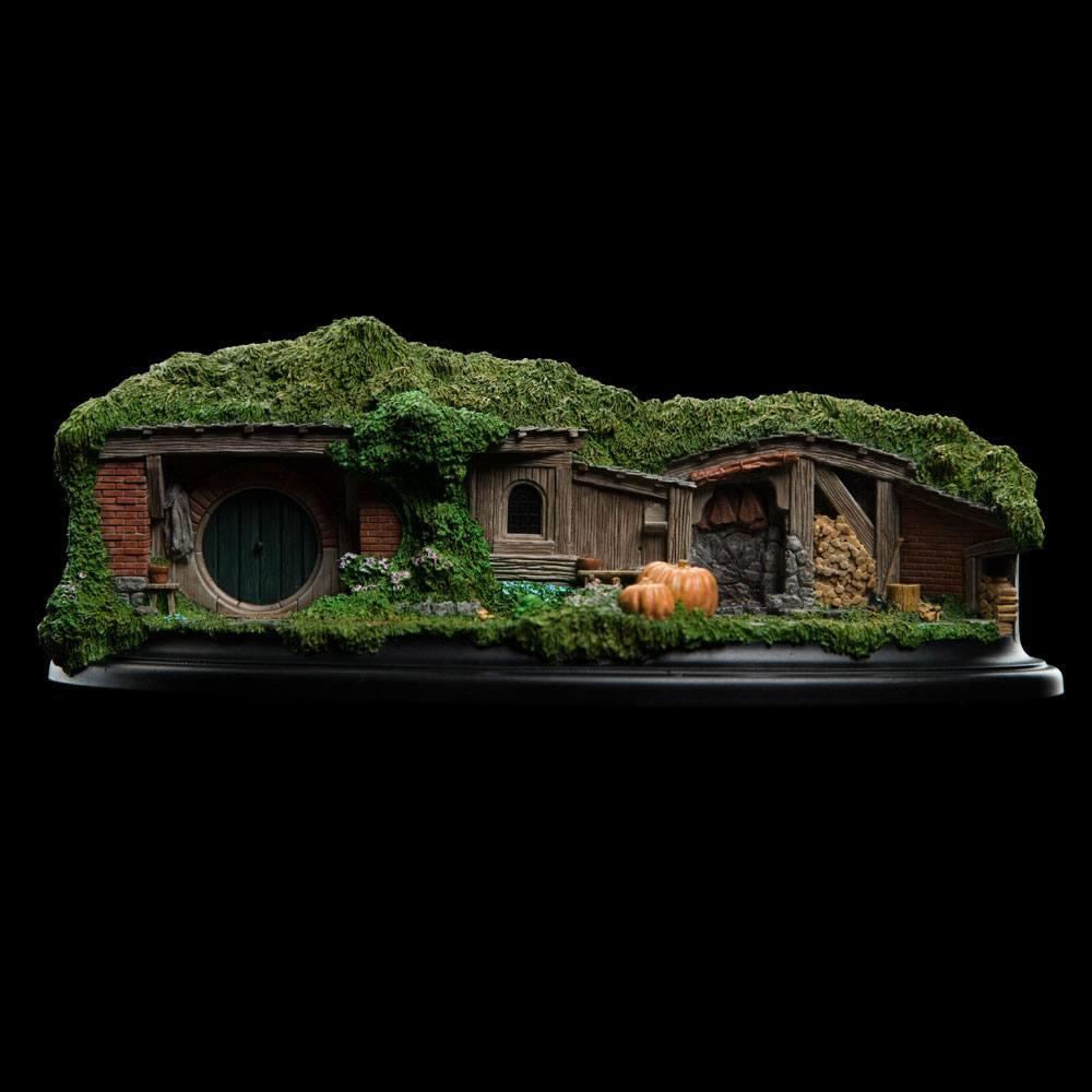 The Hobbit An Unexpected Journey Statue Hobbit Hole 19 & 20 20 cm