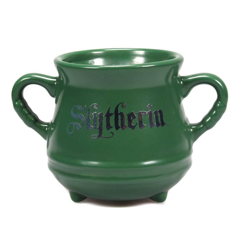 Harry Potter 3D Mug Cauldron Slytherin