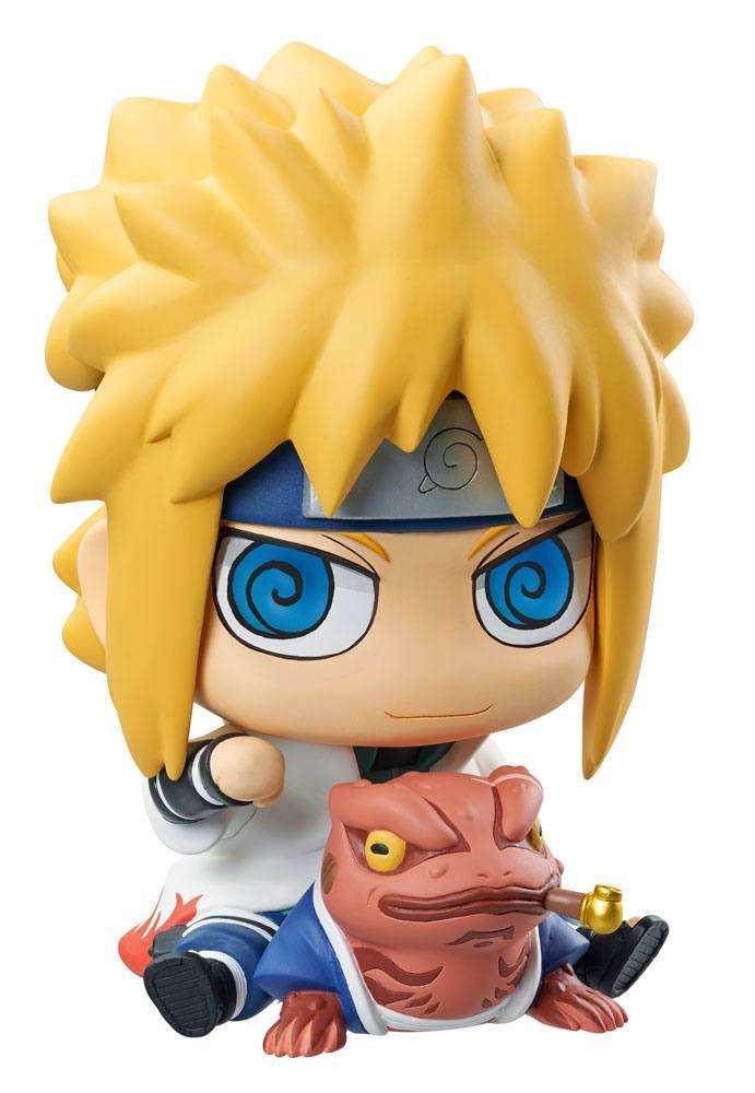 Naruto Shippuden Vinyl Mascot Figure Minato & Gamabunta 15 cm