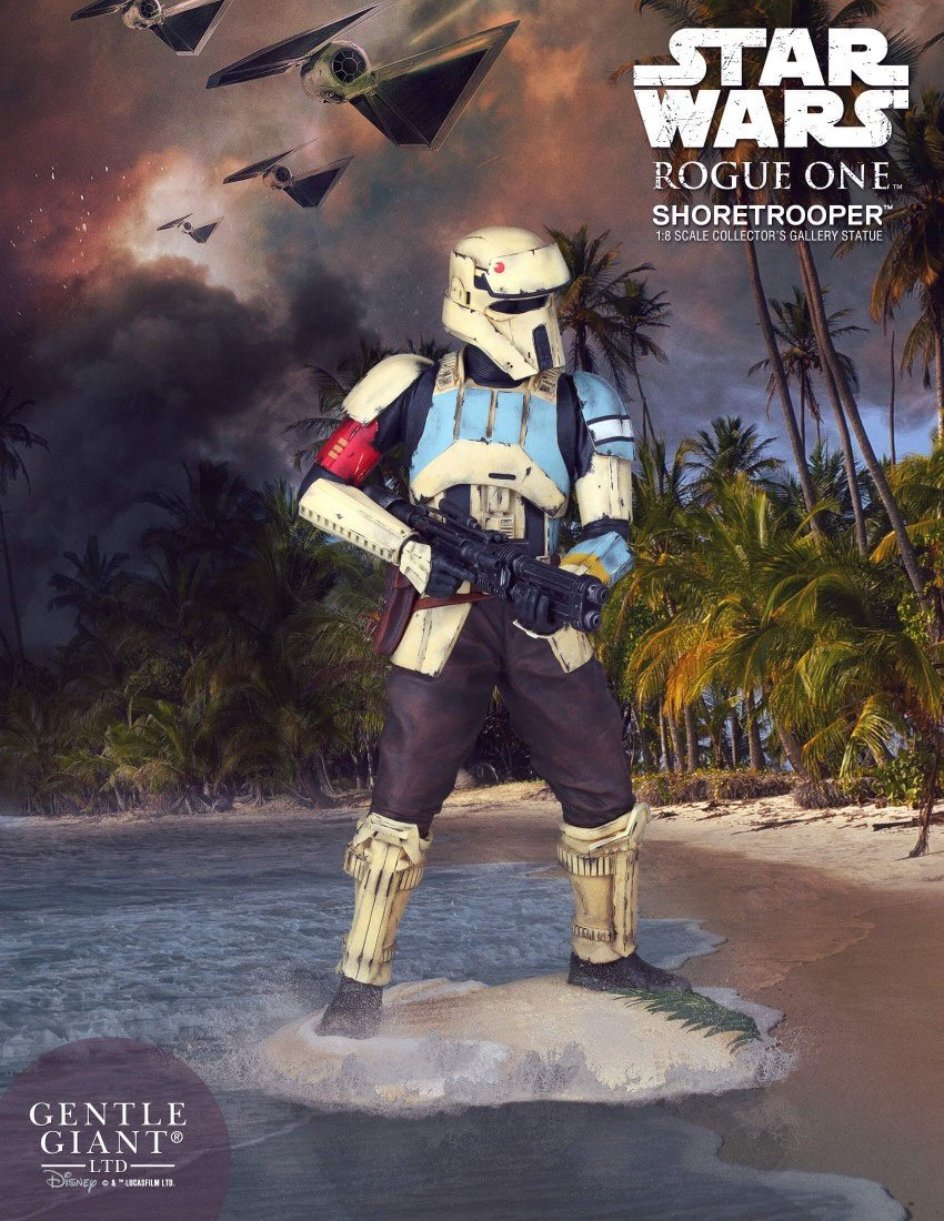 Star Wars Rogue One Collectors Gallery Statue 1/8 Shoretrooper 22 cm