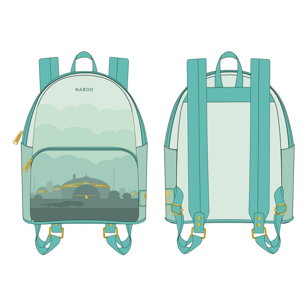 Star Wars by Loungefly Backpack Lands Naboo