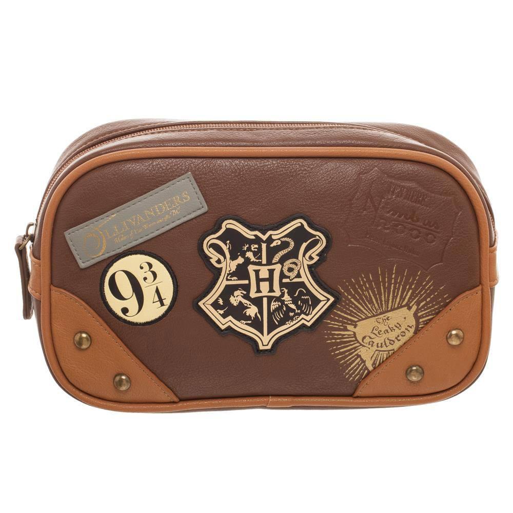 Harry Potter Cosmetic Bag Hogwarts