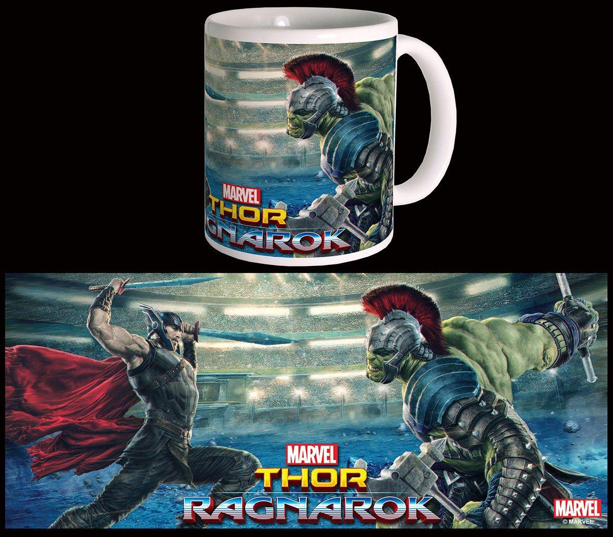 Thor Ragnarok Mug Colosseum