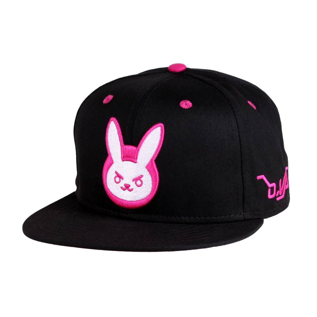 Overwatch Baseball Cap D.Va Pink Bunny