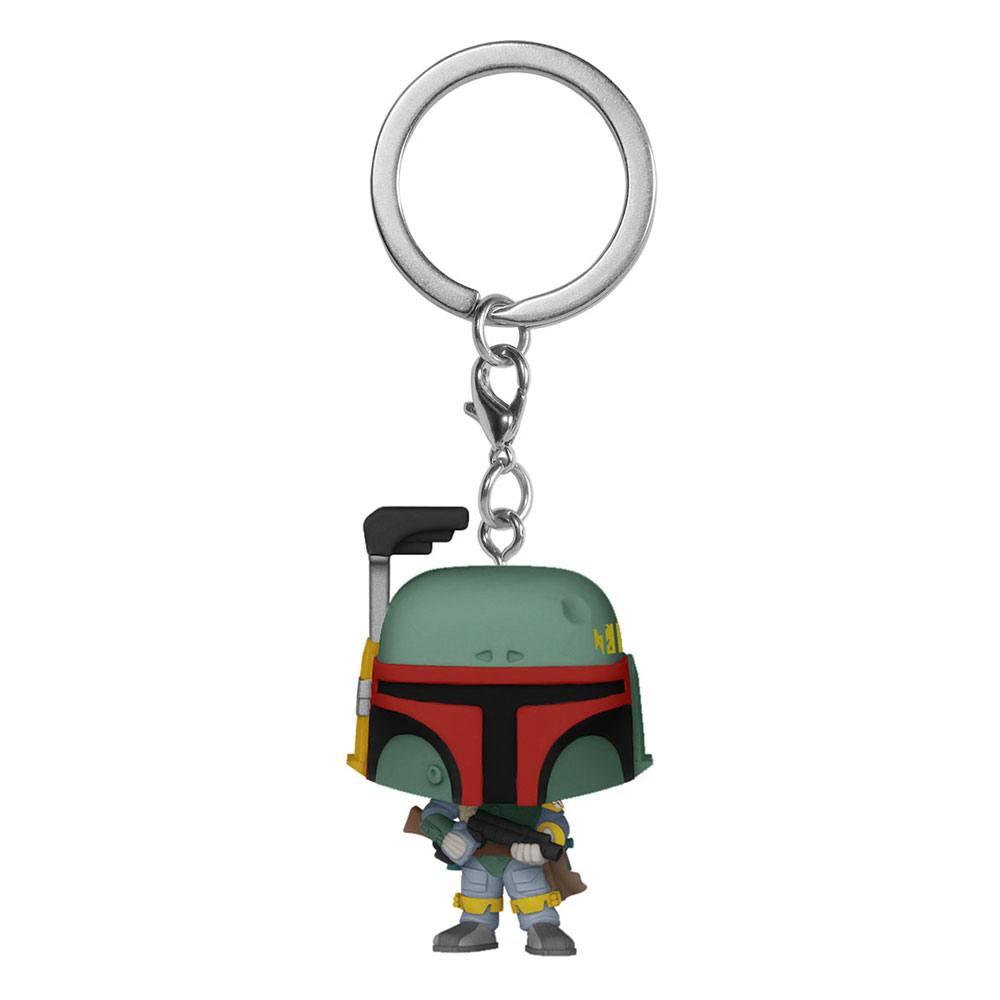 Star Wars Pocket POP! Vinyl Keychains 4 cm Boba Fett Display (12)