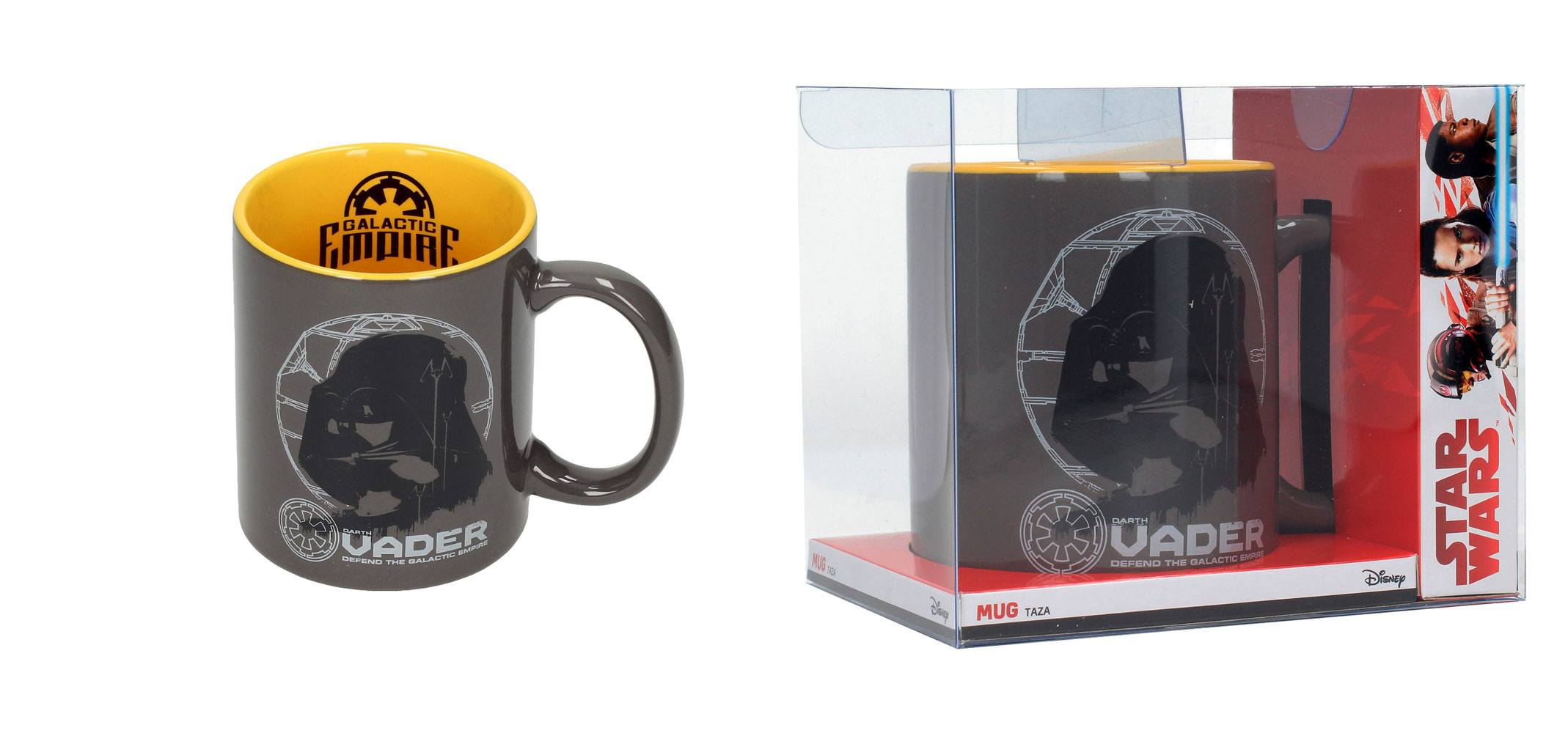Star Wars Episode VIII Mug Darth Vader