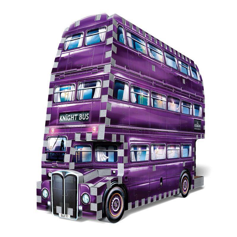 Harry Potter PAD Demo 3D Puzzle The Knight Bus