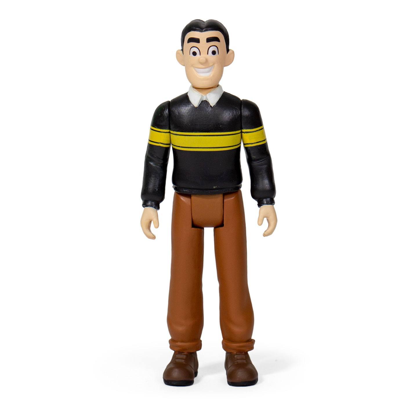 Archie Comics ReAction Action Figure Wave 1 Reggie 10 cm