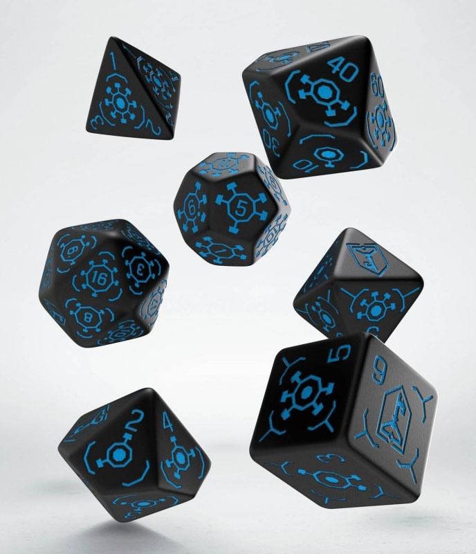 Ingress Dice Set Resistance (7)