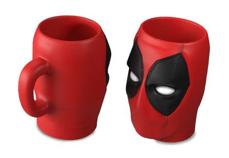 Marvel 3D Shaped Mug Deadpool