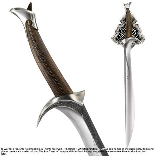The Hobbit Replica 1/1 Sword of Thorin Oakenshield Orcrist 92 cm