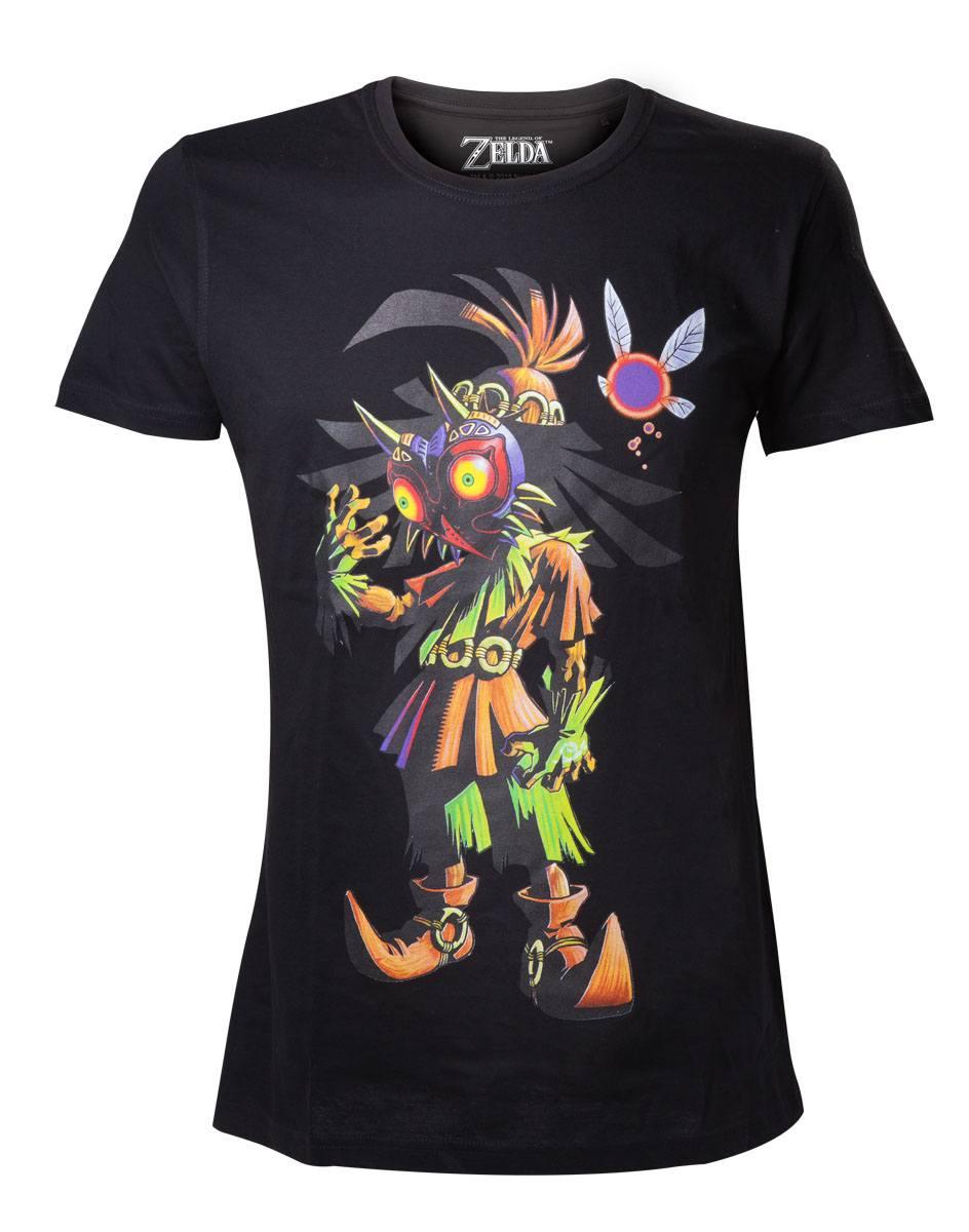 Nintendo Zelda Majora's Mask T-Shirt