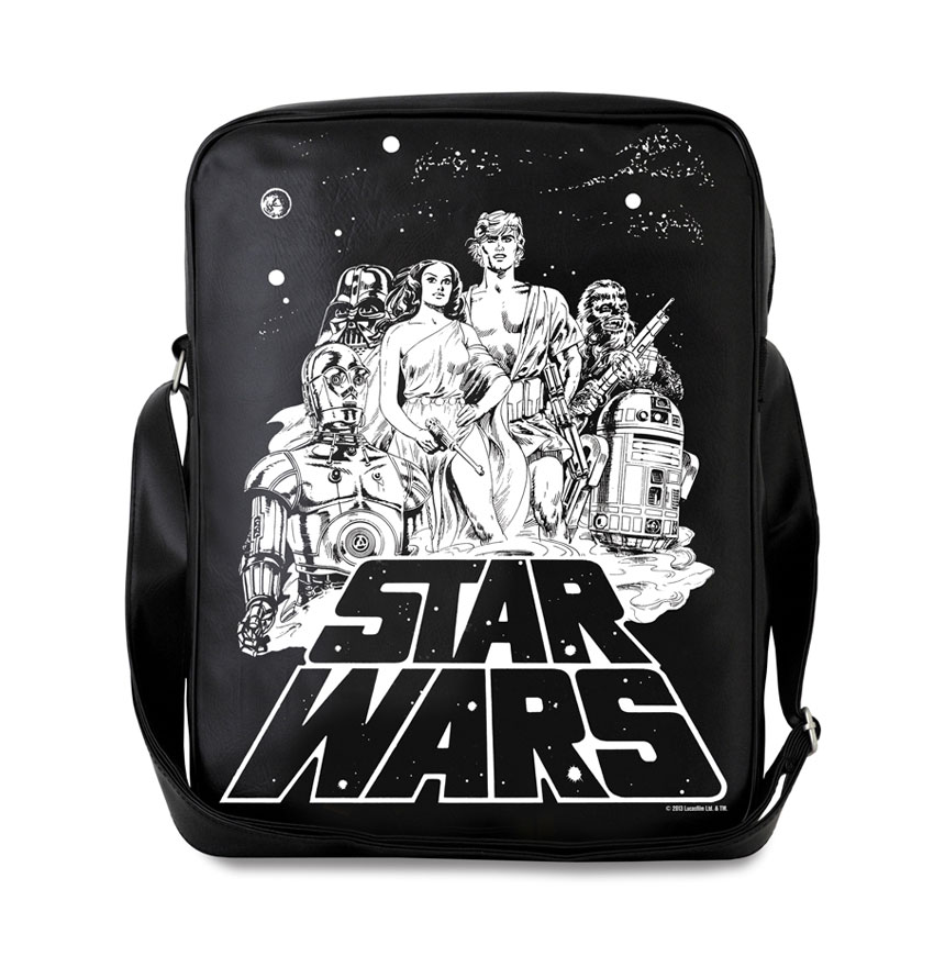 Star Wars Messenger Bag Classic