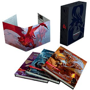 Dungeons & Dragons RPG Core Rulebooks Gift Set english