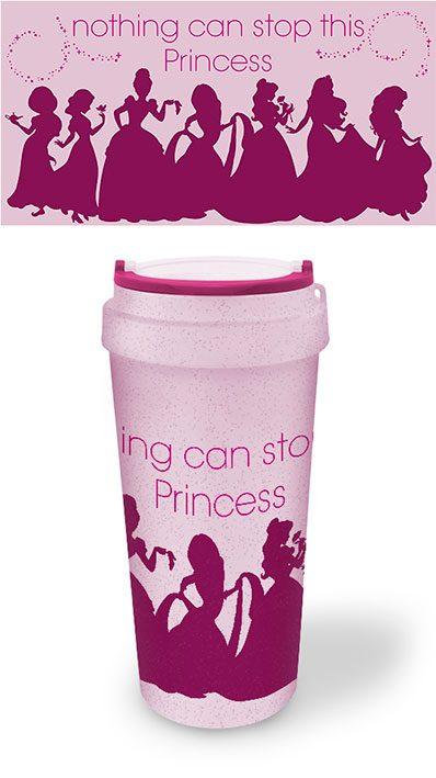 Disney Princess Eco Travel Mug Nothing Can Stop This Princess