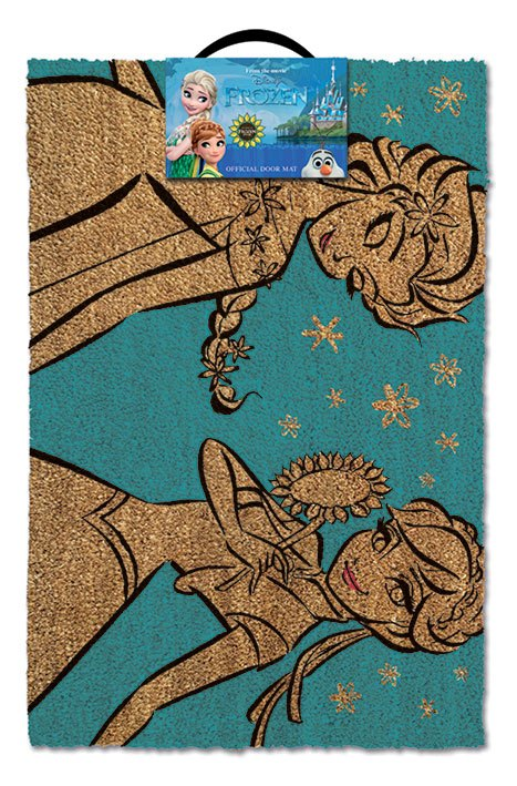 Frozen Doormat Frozen Fever 40 x 57 cm
