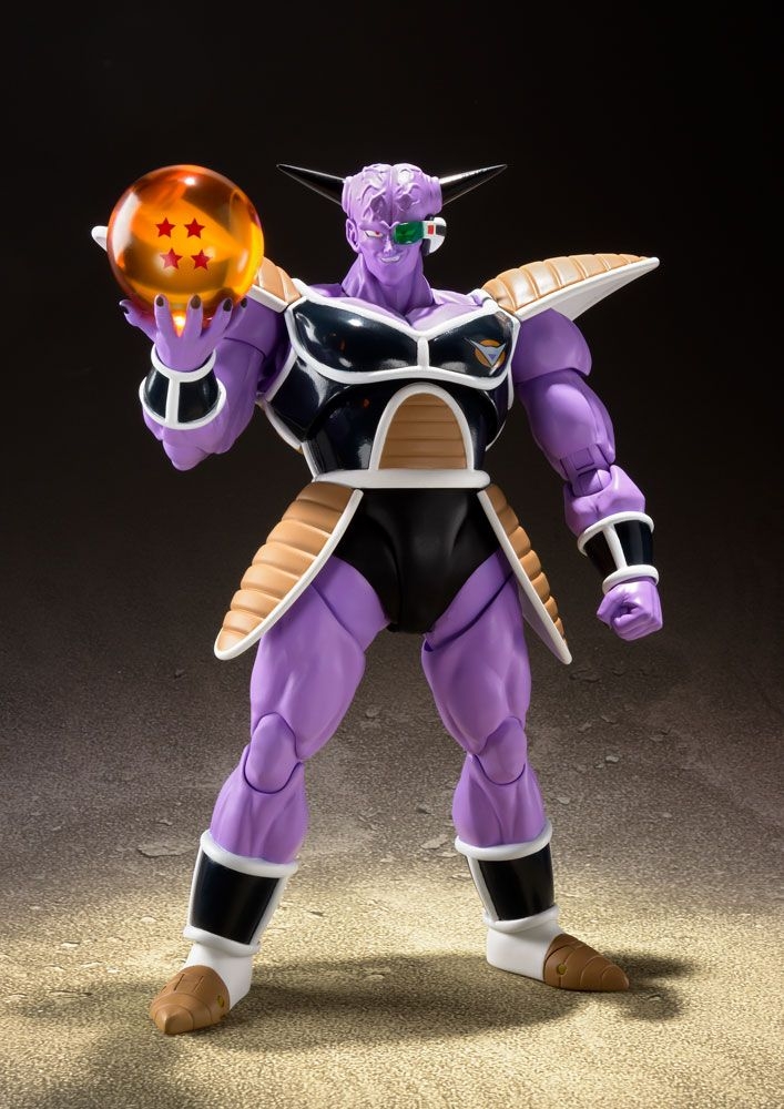 Dragon Ball Z S.H. Figuarts Action Figure Ginyu 17 cm