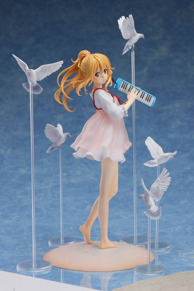 Your Lie in April Statue 1/8 Kaori Miyazono Casual Dress Ver. When Kaori met Kousei 20 cm
